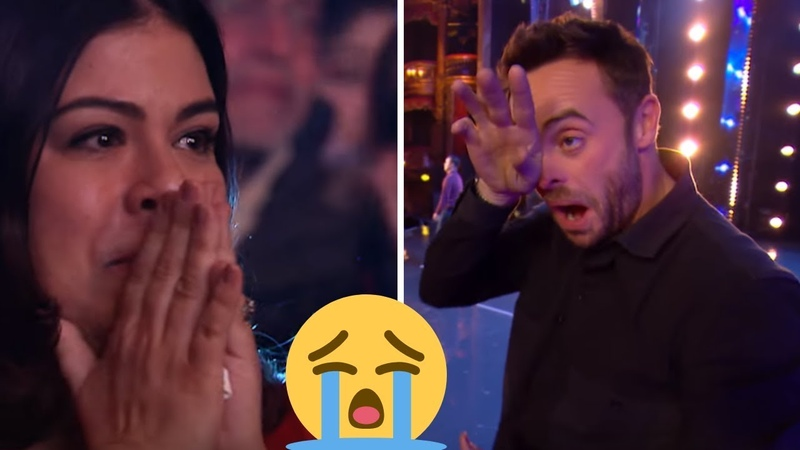 Top 10 *MEN STARTS TO CRY* EMOTIONAL MOMENTS ON GOT TALENT!