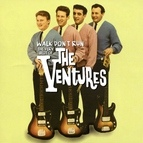 The Ventures альбом Walk Don't Run - The Very Best Of The Ventures