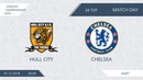 AFL18. England. Championship. Day 34. Hull City - Chelsea