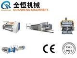 Whole Vacuum High speed Flexo printing slotting machine with stacker