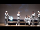 VK160522 MONSTA X fancam @ Dongja Art Hall Fansign