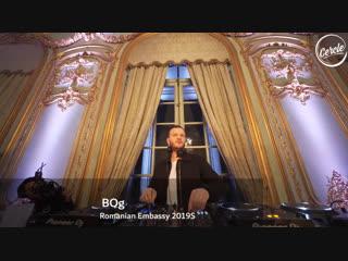 BOg - Live @ Romanian Embassy 2019