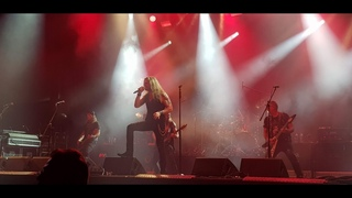 BONFIRE - Sword And Stone - Live On Holy Ground Wacken 2018 (OFFICIAL LIVE CLIP)