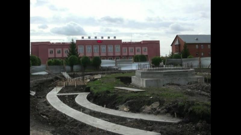 В Калачинске благоустроят привокзальную площадь