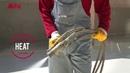 Akfix Coating Rigid Polyurethane Foam Polyurea Application