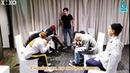 [РУСС. САБ] 181116 Трансляция EXO в V Live. Мафия 2.0