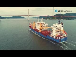 Bbc greenland - deckhouse transport