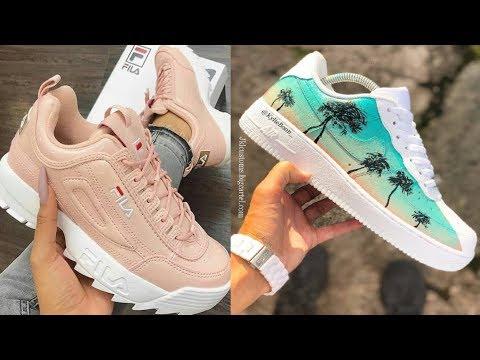 Zapatillas De Moda 2019/ Shoes Collection
