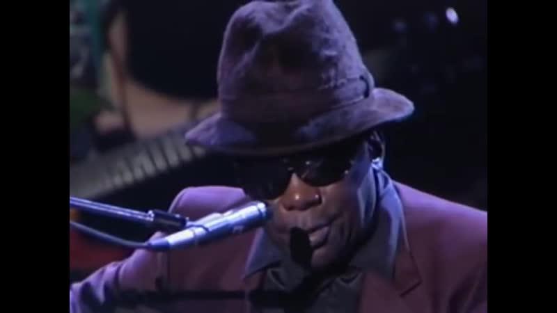 John Lee Hooker Carlos Santana and Etta James Blues Boogie Jam Official