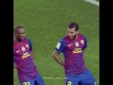 Супер гол Дани Алвеса Реал Мадриду ? Оцените гол от 1 до 10 ??