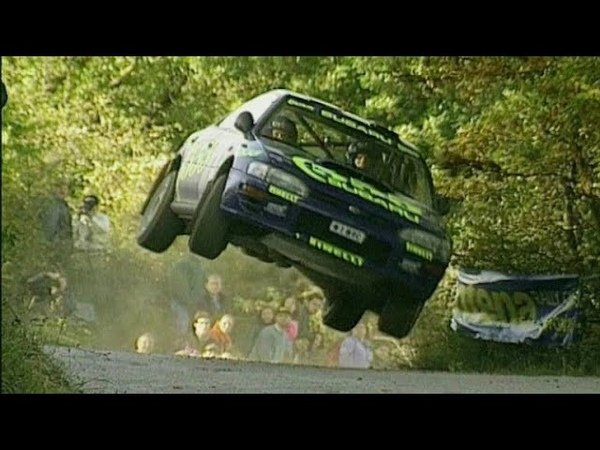 WRC TRIBUTE 1995-1996 Maximum Attack, On the Limit, Crashes Best Moments