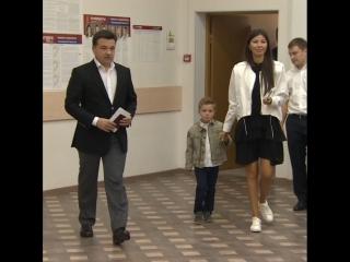 Воробьев проголосовал на выборах