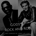 Jerry Lee Lewis альбом Gods of Rock and Roll - Ray Charles vs. Jerry Lee Lewis