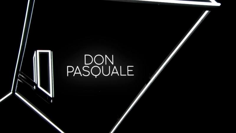 Gaetano Donizetti - Don Pasquale / Дон Паскуале (Paris, 2018) fra.sub.