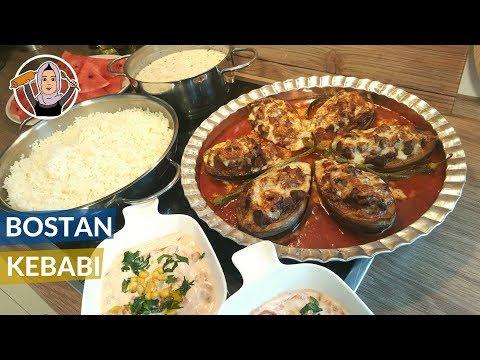 Bostan Kebabı Nasıl Yapılır   Hatice Mazı ile Yemek Tarifleri