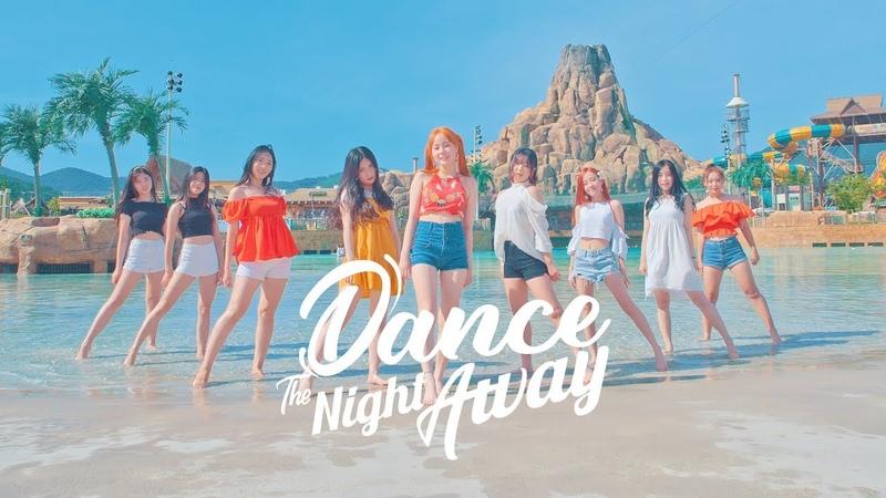 @롯데워터파크 [AB] 트와이스TWICE - Dance The Night Away | 커버댄스 DANCE COVER