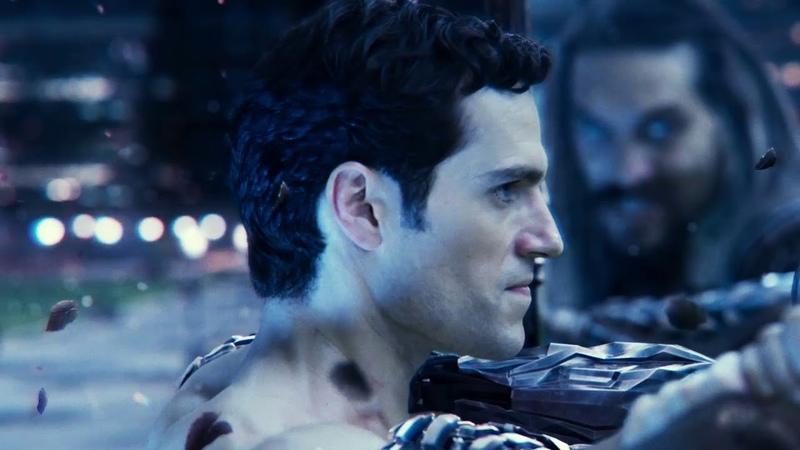 Justice League Black Suit Edition (fan edit) - Trailer
