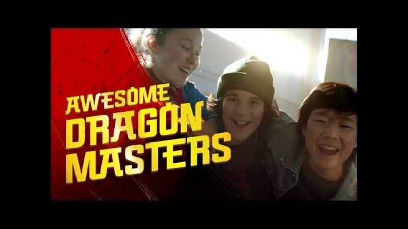 LEGO®NINJAGO Master Tricks and Free the Dragons