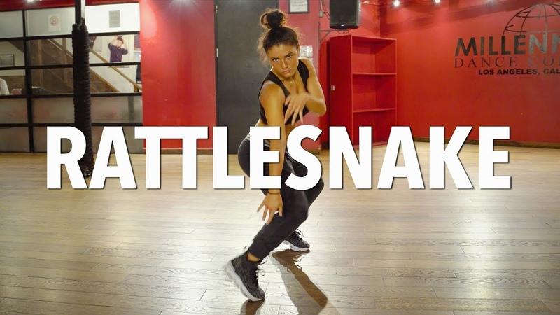 RATTLESNAKE - Tsar B. | Choreography by Alexander Chung Ft Jade Chynoweth and more