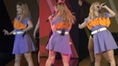 FANCAM 190414 Ailee Dont touch me @ KBS Stars Basketball