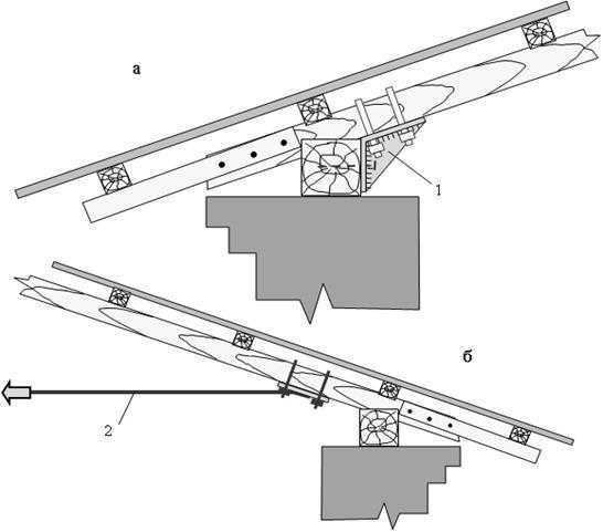 Усиление деревянных элементов стропильных крыш