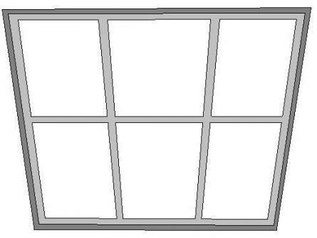 Мансардные окна.