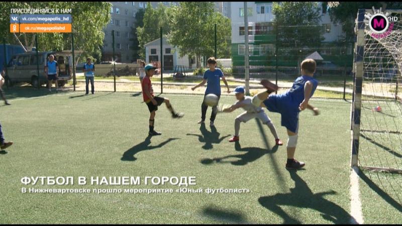 Мегаполис Юный футболист Нижневартовск