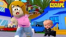 Roblox Escape Boss Baby Obby With Molly!