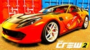 THE CREW 2 GOLD EDiTiON TUNiNG FERRARI 812 SUPERFAST PART 604 ...