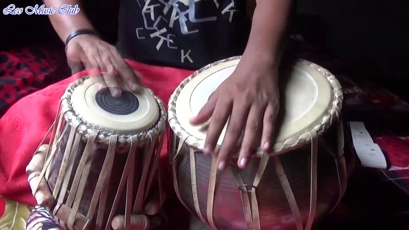 DADRA TAAL 2, How to play bridge rhythm, Tabla Lesson 26