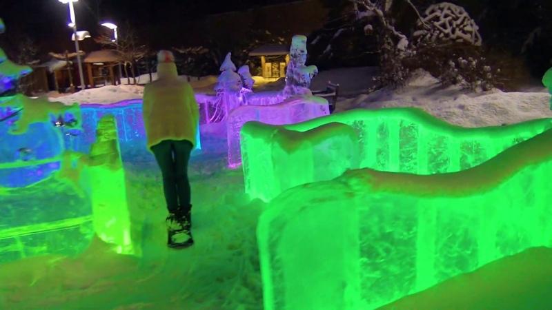Fresh Fallen Snow Chris Haugen Video for kids Snow outdoor playground