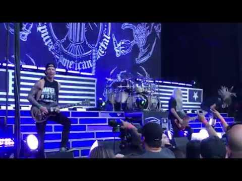 Lamb of God Ruin live - August 18, 2018 Denver