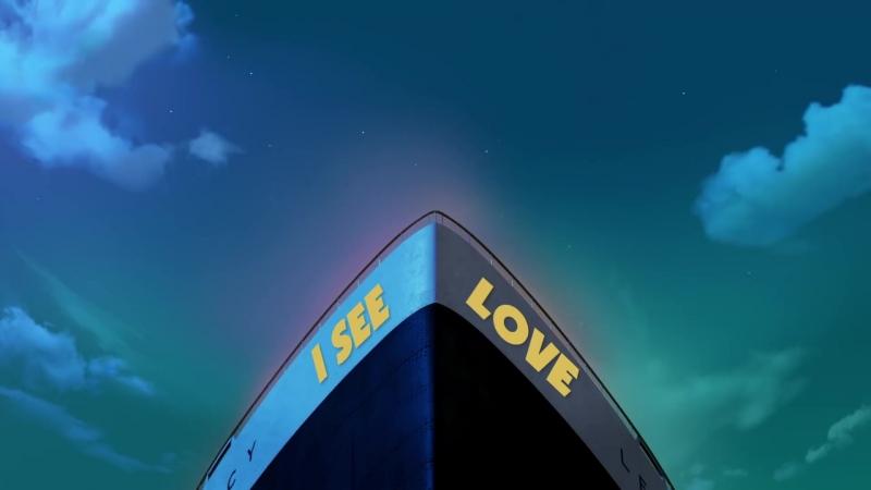 Jonas Blue I See Love Я вижу любовь ft Joe Jonas Саундтрек Монстры на каникулах 3 Море зовёт