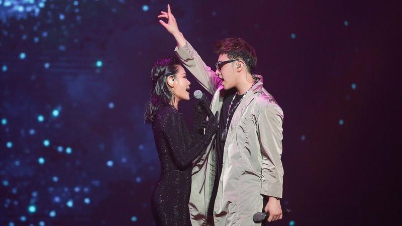 潘瑋柏 Will Pan - Moonlight (feat. TIA RAY 袁婭維) 【Official Live Video】