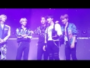 [VK][180812] MONSTA X fancam (part 4) @ The 2nd World Tour: The Connect in Sao Paulo