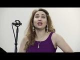 Julia Fayzulina Rossini , Nacqui all'affanno e al pianto Non pi
