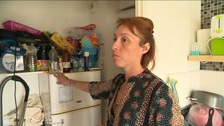 Pauvreté : Angélique vit avec 558 euros par mois :