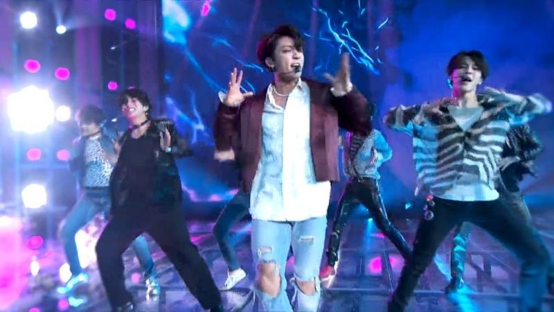 BTS - 'Fake Love' @ Billboards Music Awards 2018 [HD PERFORMANCE]