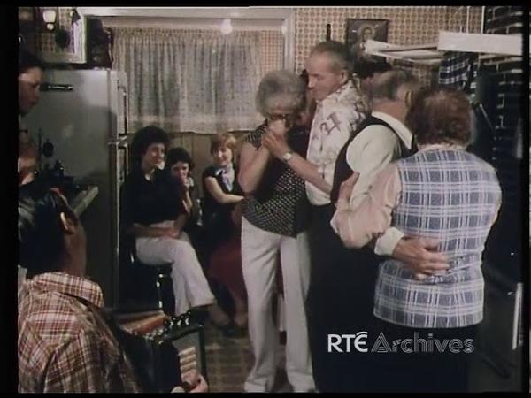 A house party in Branch,The Forgotten Irish/ Aidan O'Hara