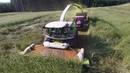 Claas Jaguar 950 | Case IH Tractors in Action | HARVEST RYE