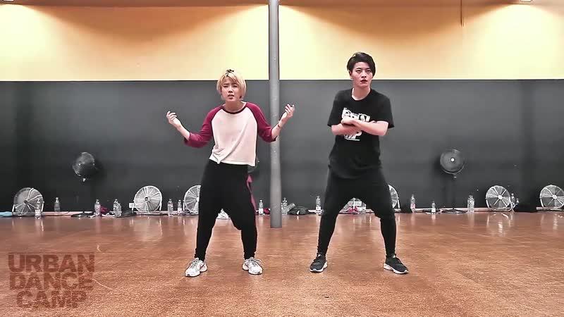 F-Q-C 7 - Willow Smith _⁄ Koharu Sugawara Choreography ft. Yuki Shibuya _⁄ URBAN DANCE CAMP