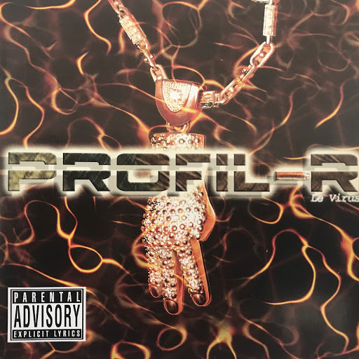 Samir альбом PROFIL-R Le Virus