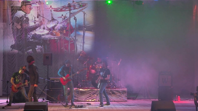 Большой Сольный Концерт Рок -группы BEKAR Часть 2 ... Отдельное спасибо хотим сказать людям которые принимали участия в проведен