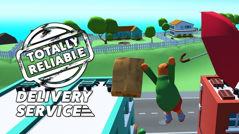 [Норка Орка] Totally Reliable Delivery Service Reveal Trailer
