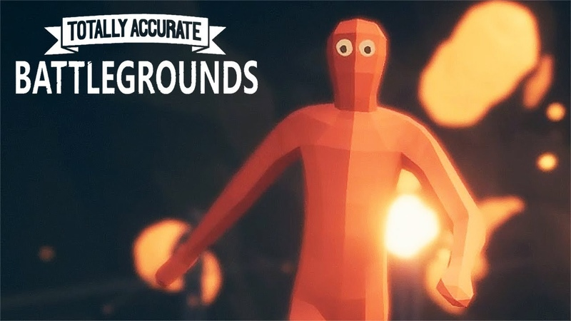 КОРОЛЬ КОРОЛЕВСКИХ БИТВ ► Totally Accurate Battlegrounds 1