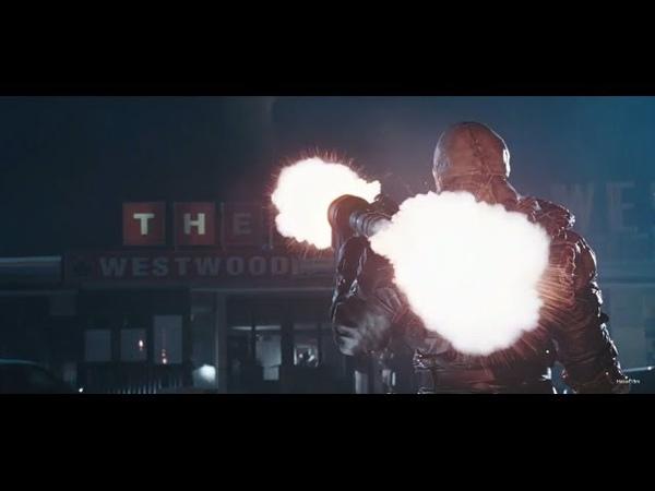 Resident Evil: Apocalypse - Nemesis vs S.T.A.R.S