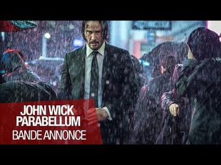 John Wick  Chapter 3 : Parabellum  Official : Trailer  Keanu Reeves Halle Berry