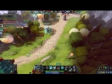 Dendi Bloodseeker vs Worlds Best Kunkka !Attacker - EPIC Battle Dota 2