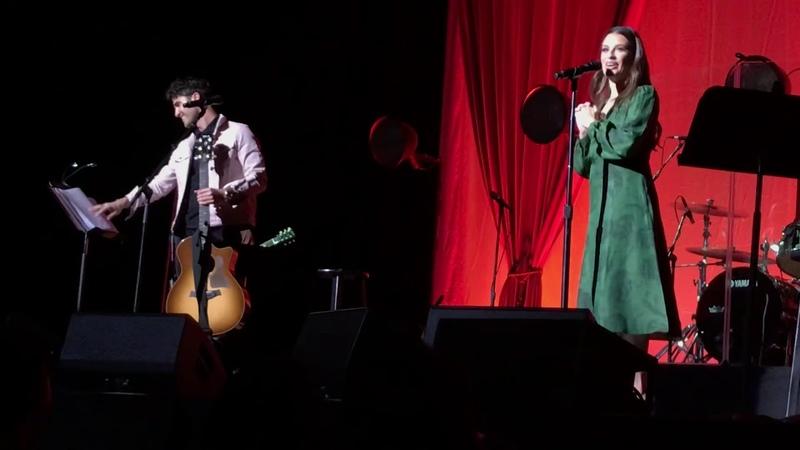 Shallow - Lea Michele Darren Criss - LMDC Tour - San Francisco