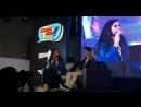 Давид Мазуз на конвенции «Comic Con Ecuador» в городе Гуаякиль, Эквадор. (12.08.2018)